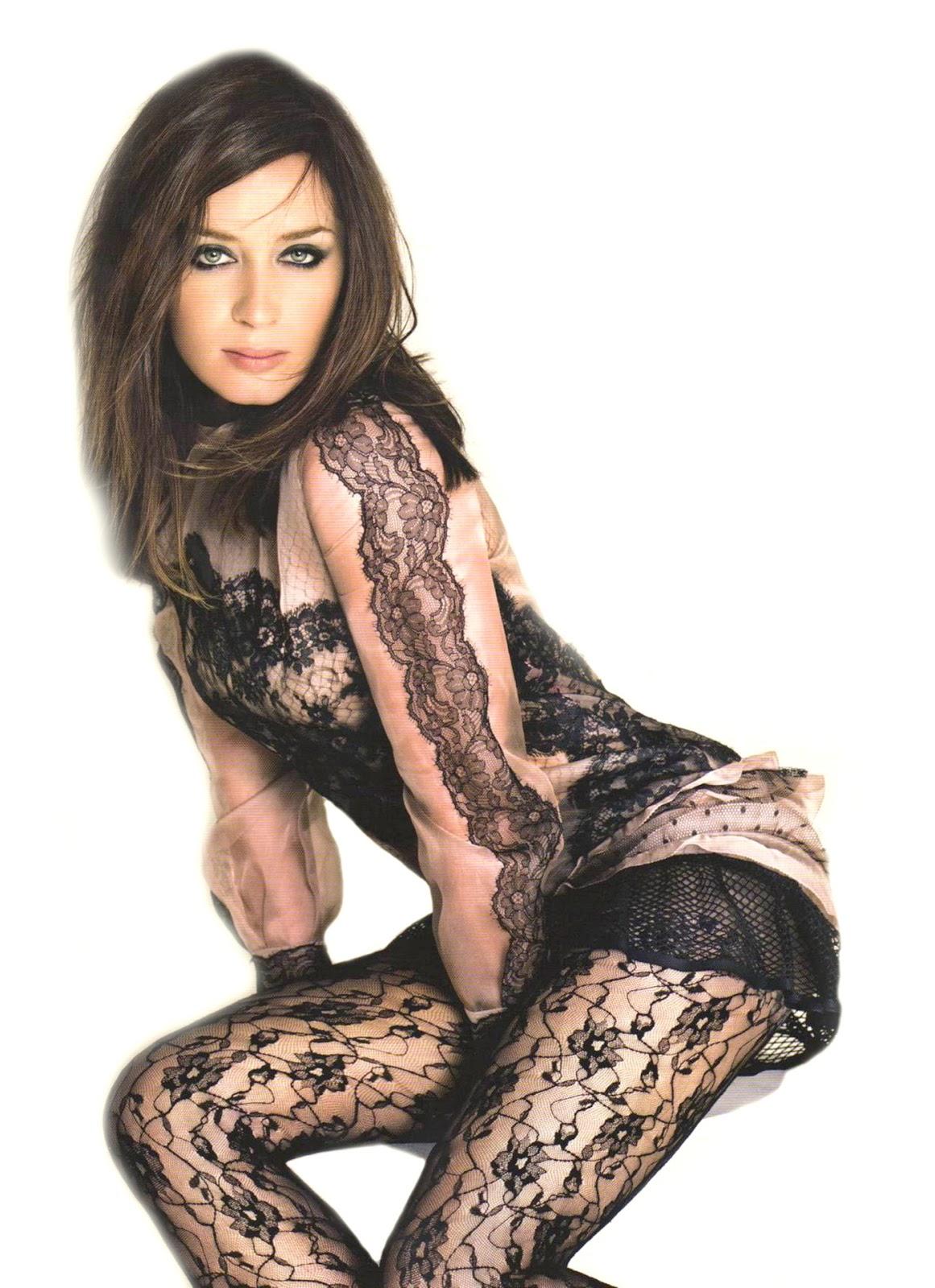 Erotica Emily Blunt