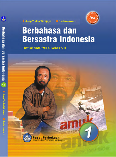 Download Buku Siswa KTSP SMP dan MTs Kelas 7 Berbahasa dan Bersastra Indonesia