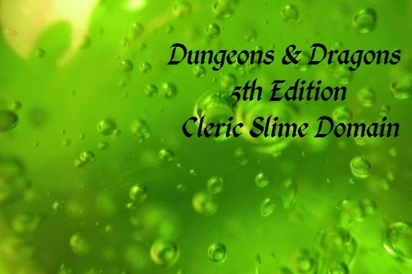 Samwise7RPG: Cleric Domains for 5th Edition Dungeons