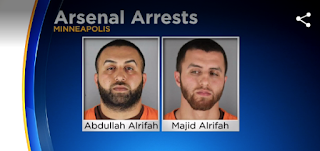 Growing Concern Over Men Arrested With Bomb-Making Materials