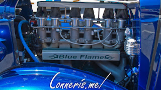Blue Flame Engine