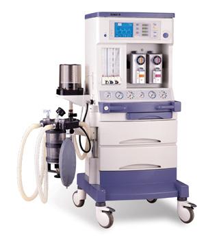 Biomedical Engineering Anesthesia Machine