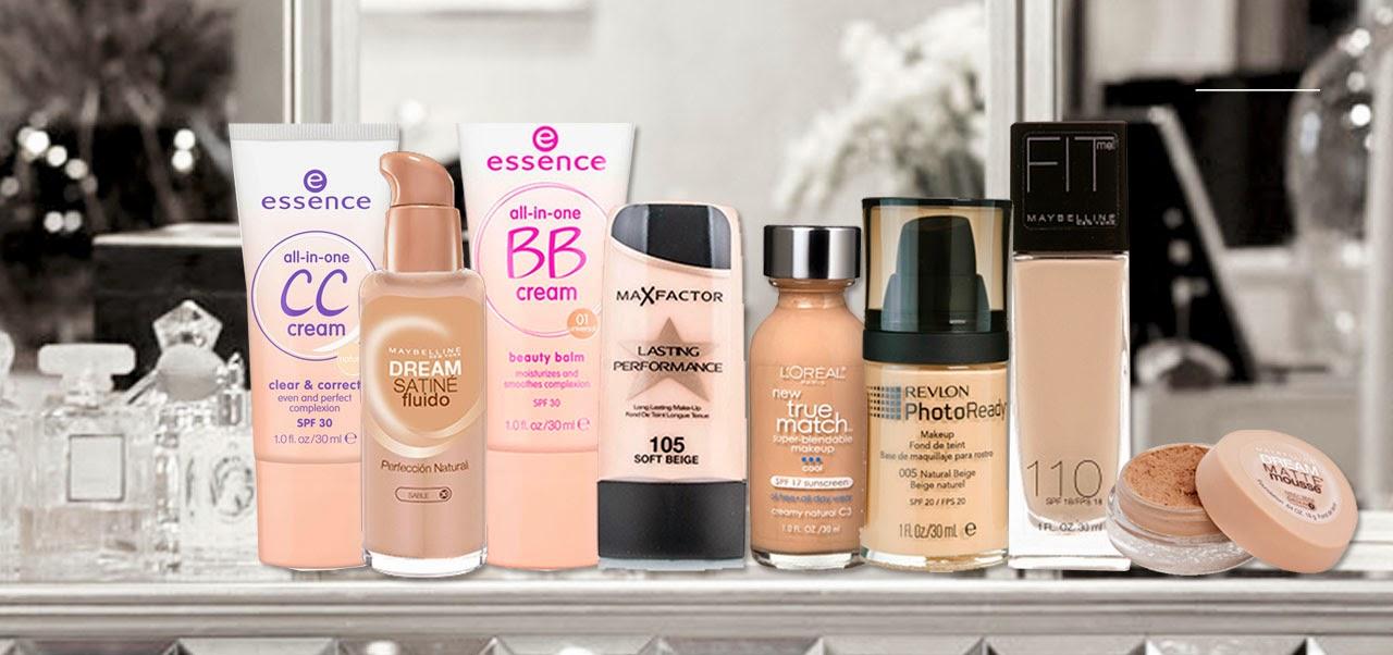 Mejor base de maquillaje low cost 2019