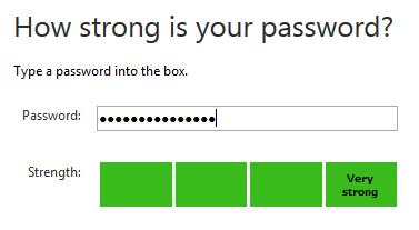 Cara Membuat Password Yang Sangat Kuat Ala Microsoft