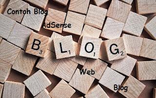 Persiapan blog untuk mendaftar adsense