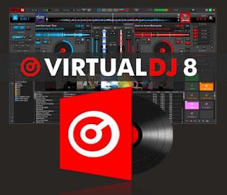 VirtualDJ 8 Pro Infinity + Crack