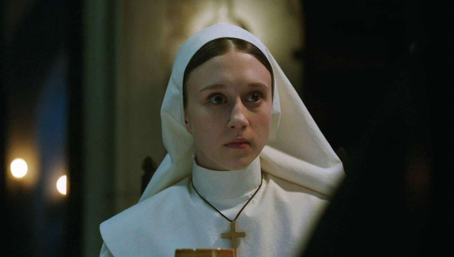 Movie Shopper's Guide - The Nun : 恐怖の尼さんヴァラクのルーツを描いて、「ザ・カンジュアリング」シリーズ史上最大のヒット作になったスピンオフ映画の Blu-ray と DVD のセットが来春2019年2月6日に発売!!