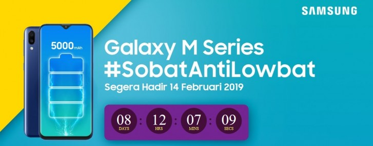 Samsung Going To Launched Their Galaxy M20 In Indonesia In February