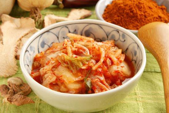 Resepi cara membuat Kimchi
