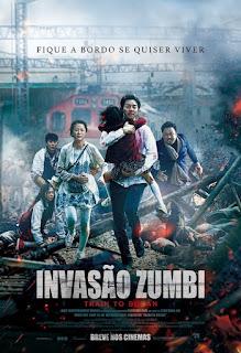 Capa do Filme: Invasão Zumbi
