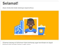 Panduan Agar Diterima Google Adsense | Tidak ada rahasia