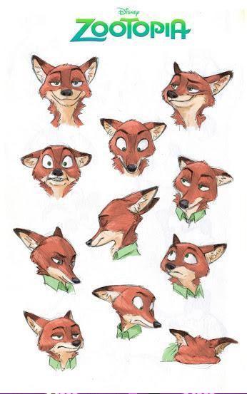Character Design Zootopia : Cartoon concept design zootopia model sheets and
