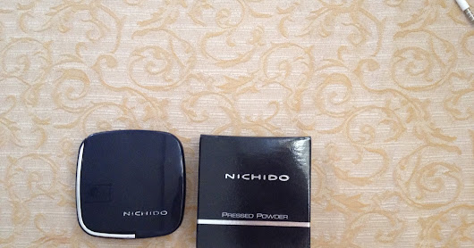 Product Review: Nichido Pressed Powder (Tan)