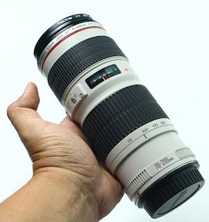 Canon 70-200mm f4 USM