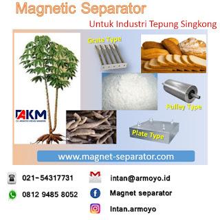 Magnet Separator 11000-12000 gauss