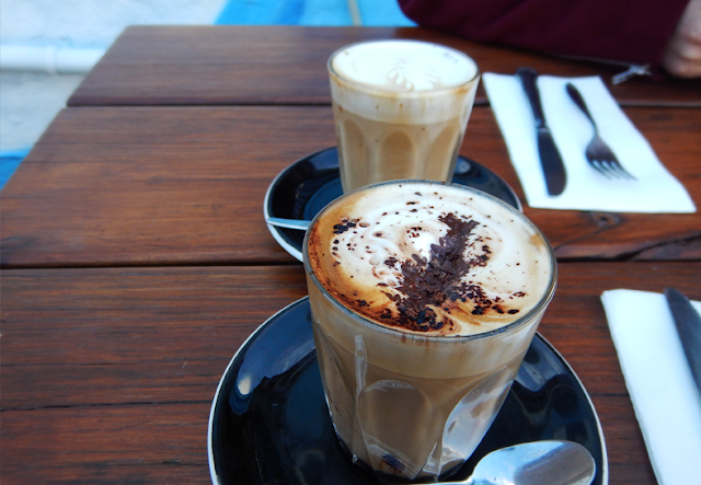 Grace Cafe, Rose Street, Fitzroy/ Collingwood  - Melbourne Suburb Checklist (12 Must-Dos!)