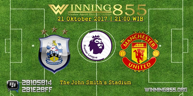Prediksi Jitu Huddersfield vs Manchester United 21 Oktober 2017