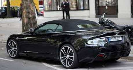 Aston Martin DBS Carbon Black For Sale UK