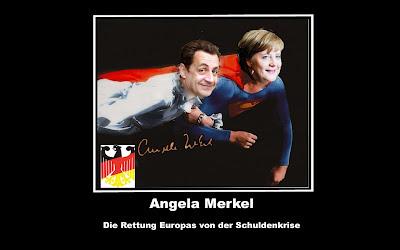 Angela merkel witzig