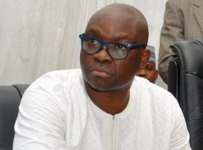 efcc arrest fayose friend