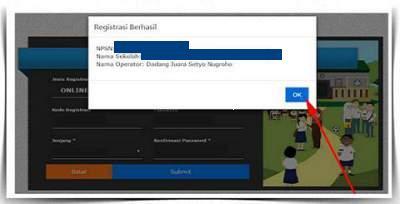 Online Instalasi dan Registrasi Dapodik versi 2017