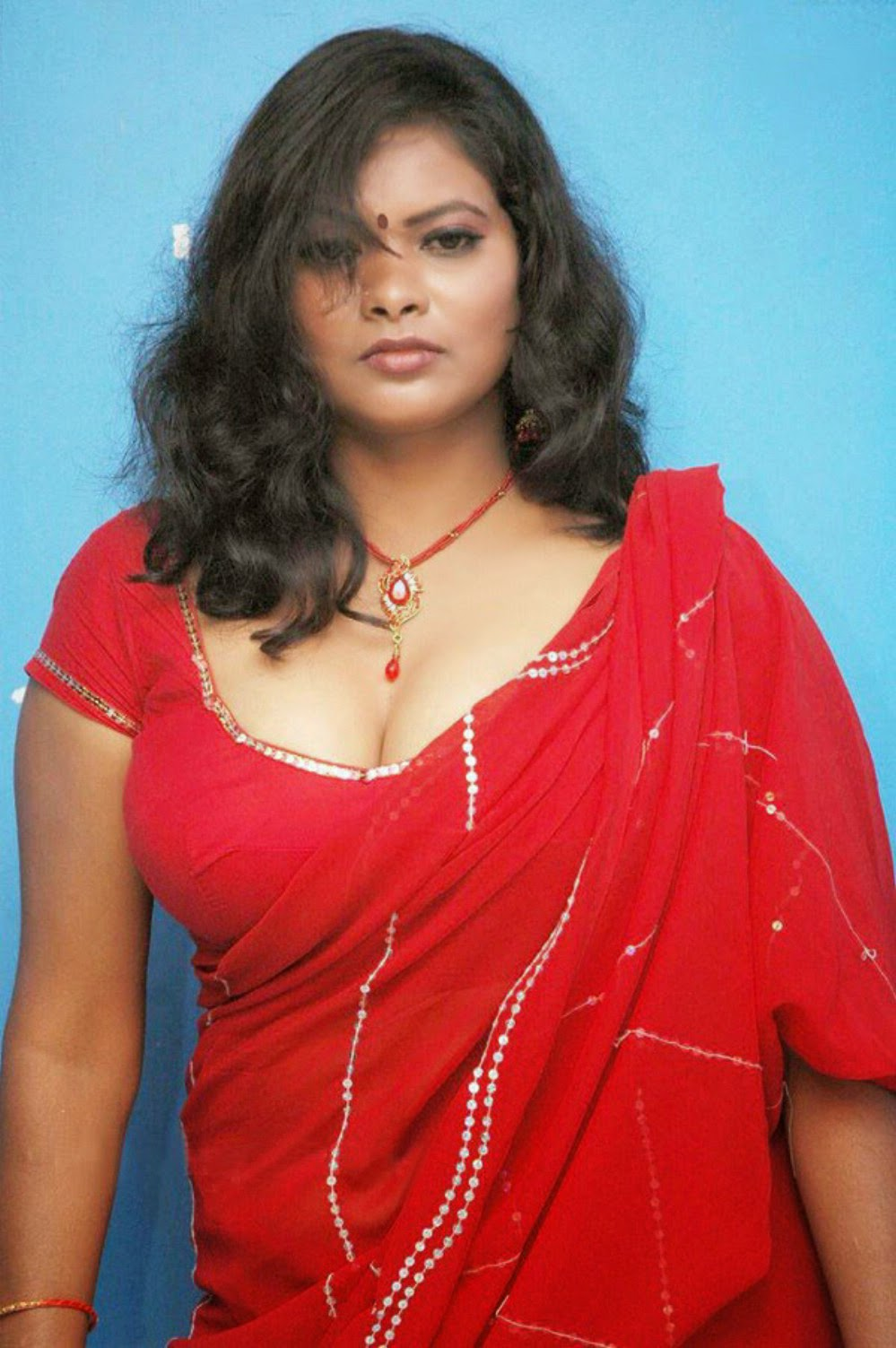 Busty aunty images