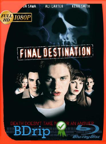 Destino Final (2000) BDRIP1080pLatino Dual [GoogleDrive] TeslavoHD