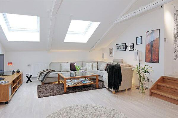 ruang tamu minimalis 3x3