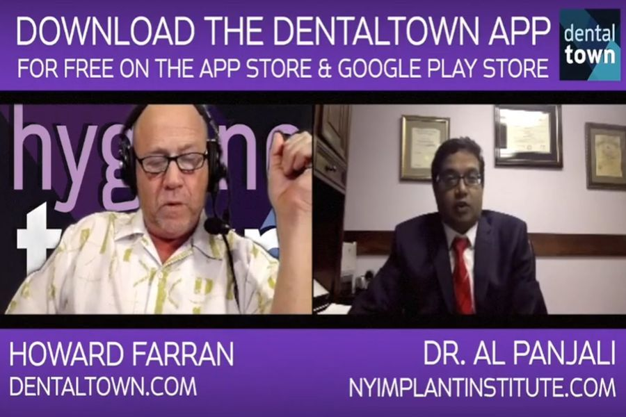 INTERVIEW: Implant Dentistry Education with Al Panjali