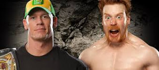 WWE - TLC 2009: John Cena vs. Sheamus