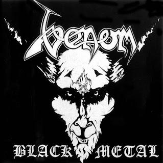 Venom, Black Metal