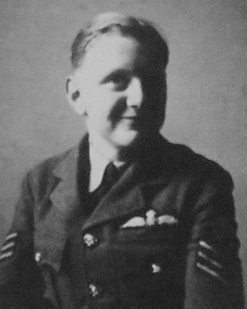 Sgt. Peter Harry Waghorn - KIA 261 Sqn.
