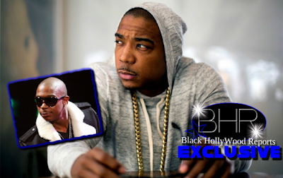 Man Throws Beer Can At Ja Rule While He Was Performing