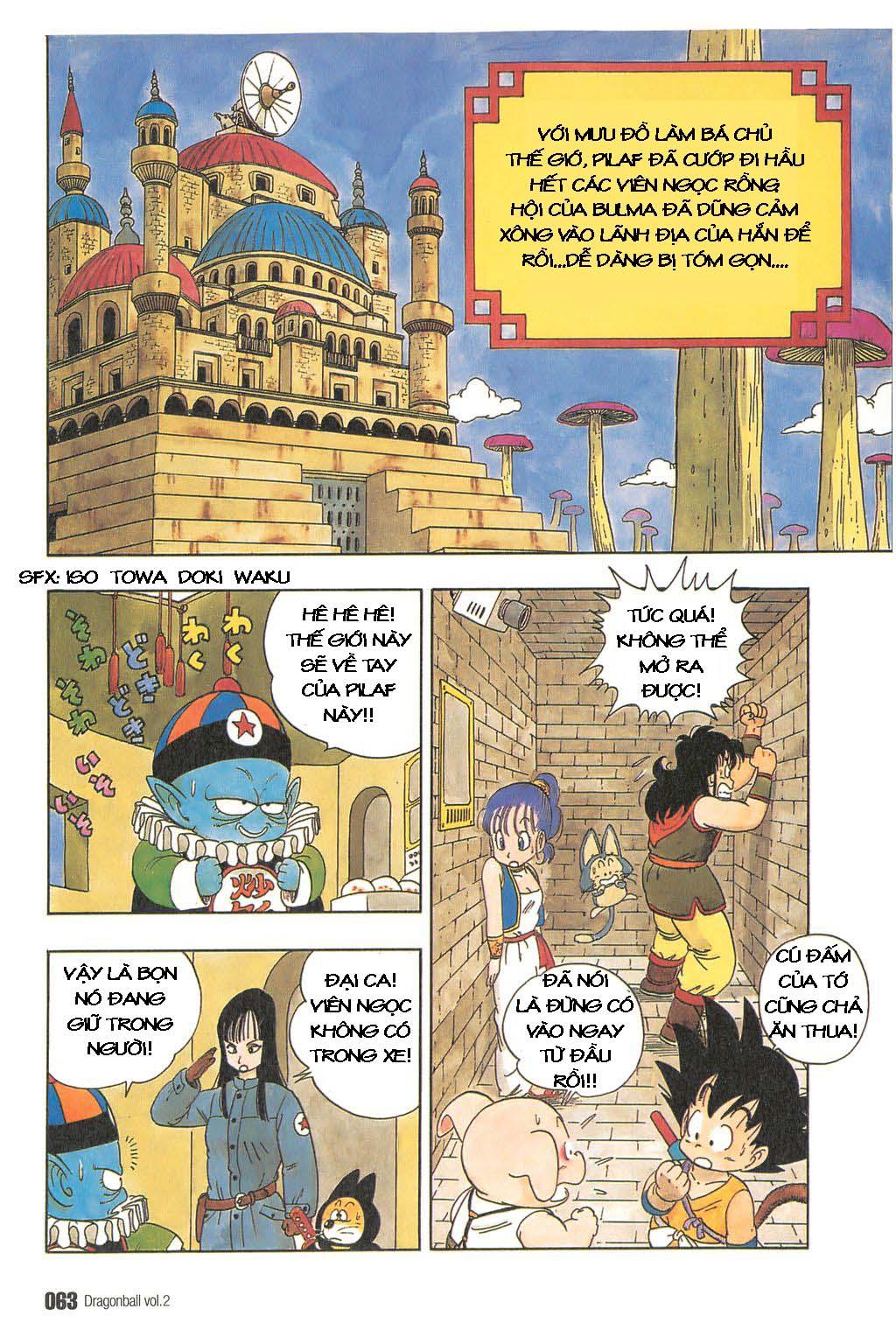Dragon Ball chap 19 trang 2
