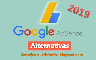 Mejores alternativas a Adsense 2019
