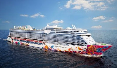 Dream Cruises' Genting Dream to Debut in November 2016