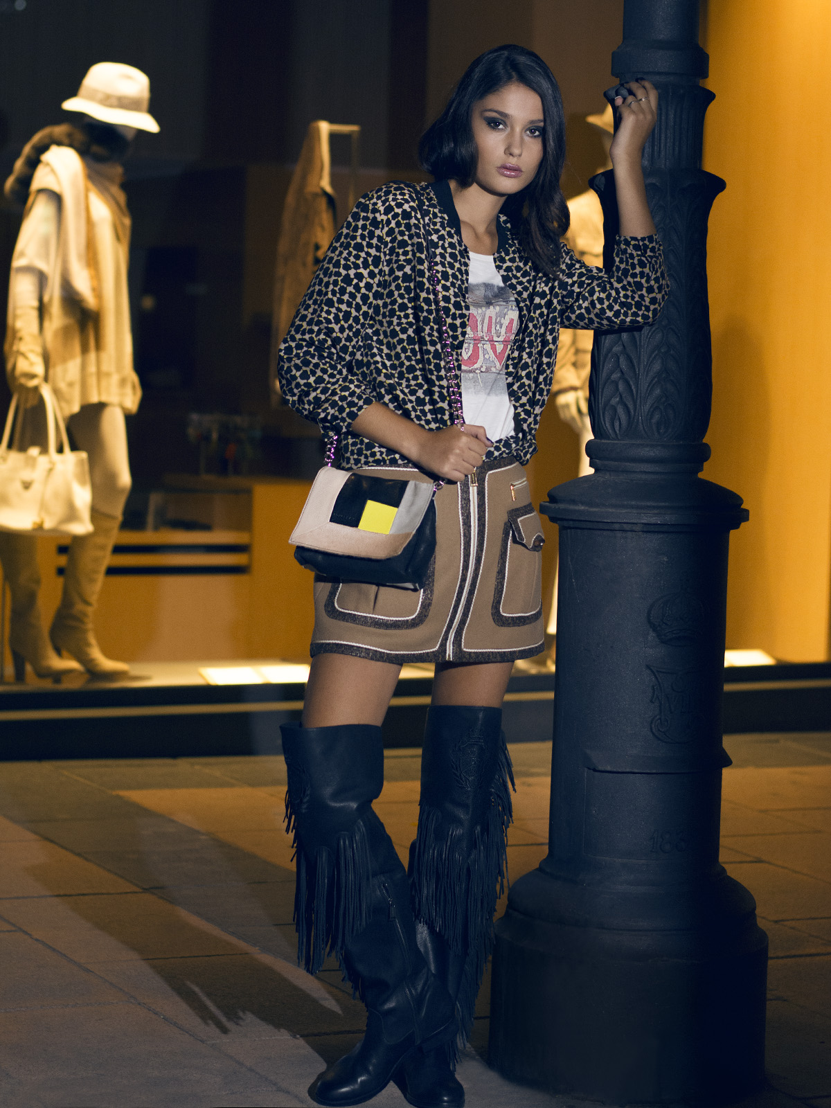 8941513597 M.I.T Me by Mayte: Editorial: VFNO 2015 Vogue Fashion Night Out