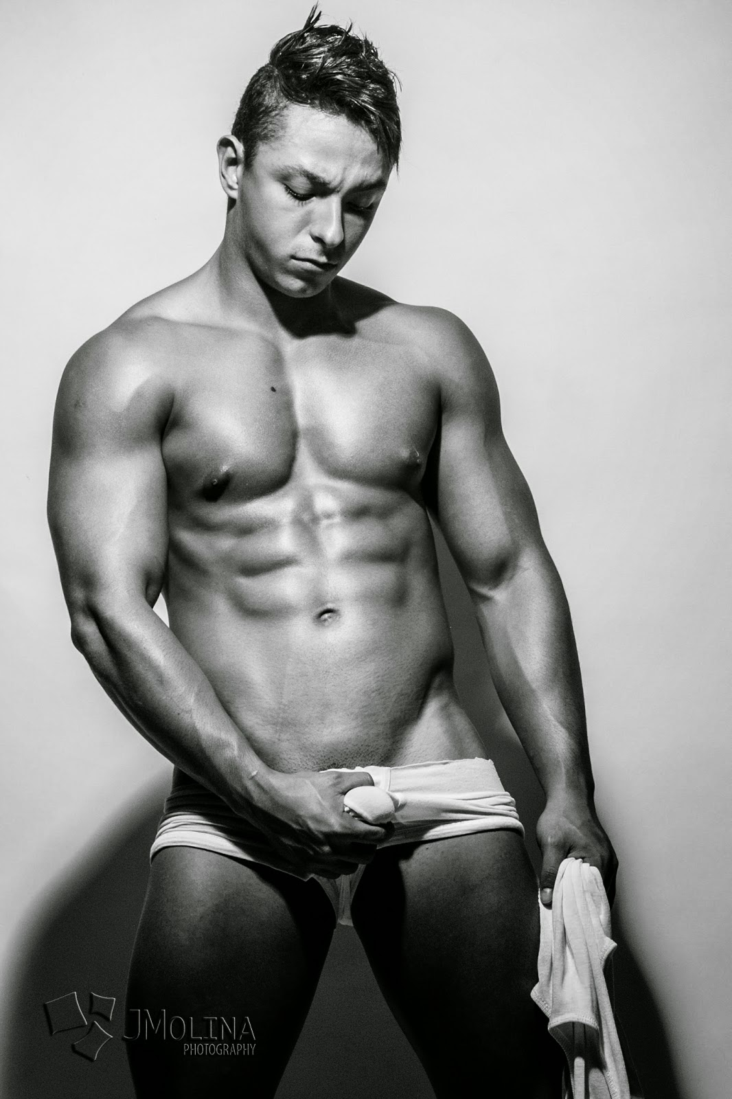 Hot Men From Central America: Jonathan Lopez from Costa Rica