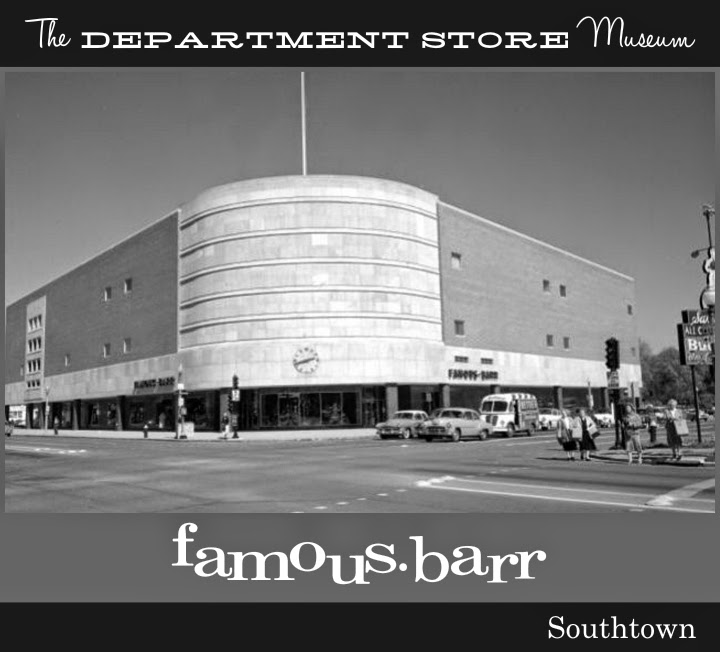 The Department Store Museum Famous Barr Co St Louis