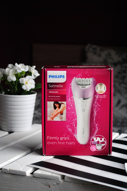Depilator Philips BRE 630/00