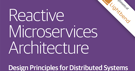 Free Mini Book about Reactive Microservices