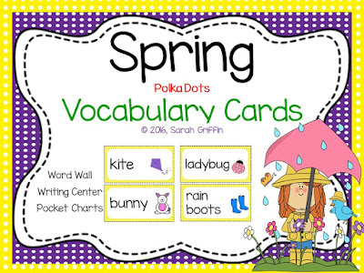 https://www.teacherspayteachers.com/Product/Spring-Vocabulary-Cards-1142494