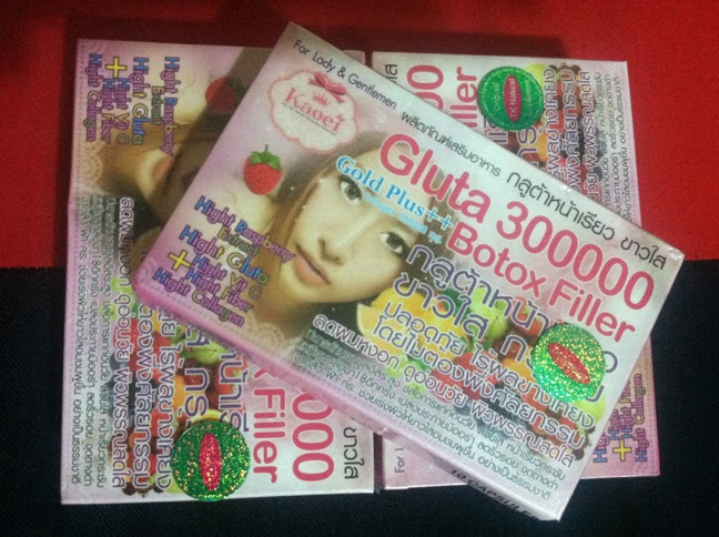Gluta 300000 Botox Filler Gluta 300K