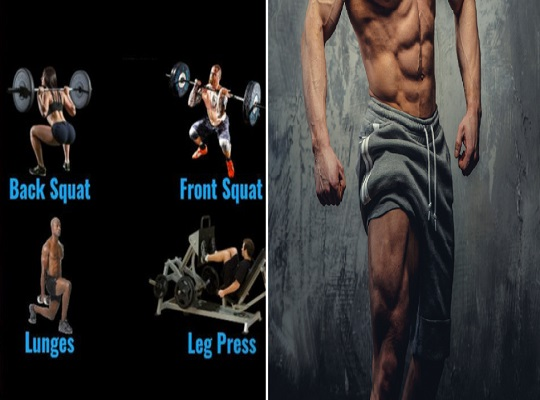 Build Monster Legs & Glutes With This Best Workout!