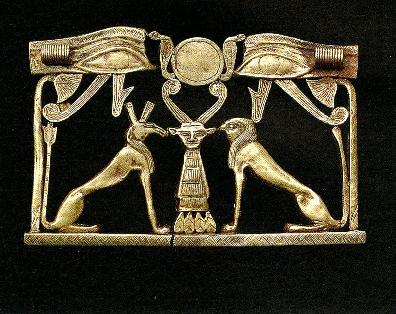 Wallpaper Egyptian Designs