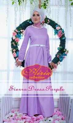Model Baju Muslim Cantik dan Elegan Modern Terbaru
