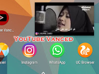 Youtube Vanced, aplikasi Youtube bisa diputer bersama aplikasi lain