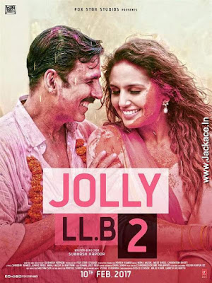 Jolly LLB 2 Budget, Screens & Day Wise Box Office Collection