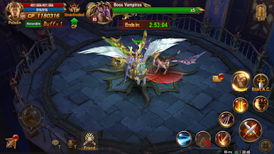War of Rings 3.22.1 Mod APK (Unlimited Money, Full Unlock) Terbaru