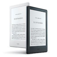 comparativa kindle amazon